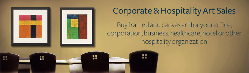 Corporate and Hospitality Art Sales
